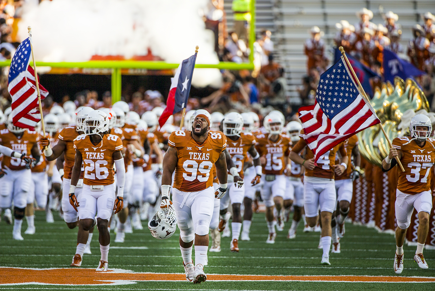 A Look At The Texas Longhorns On Eve Of National Signing Day