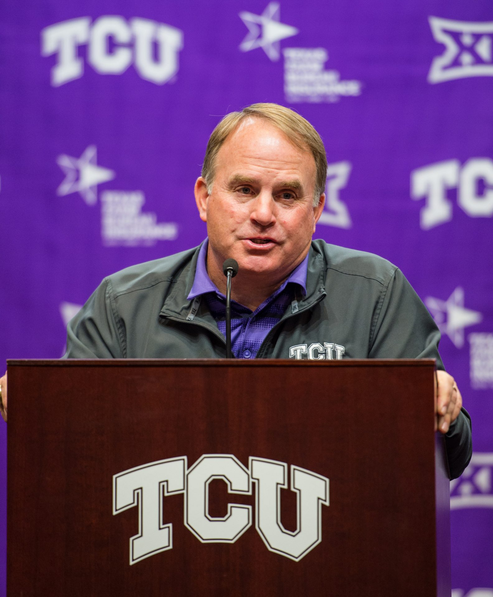Hot Off The Presser: Is Oklahoma State Horned Frogs' First True Test?