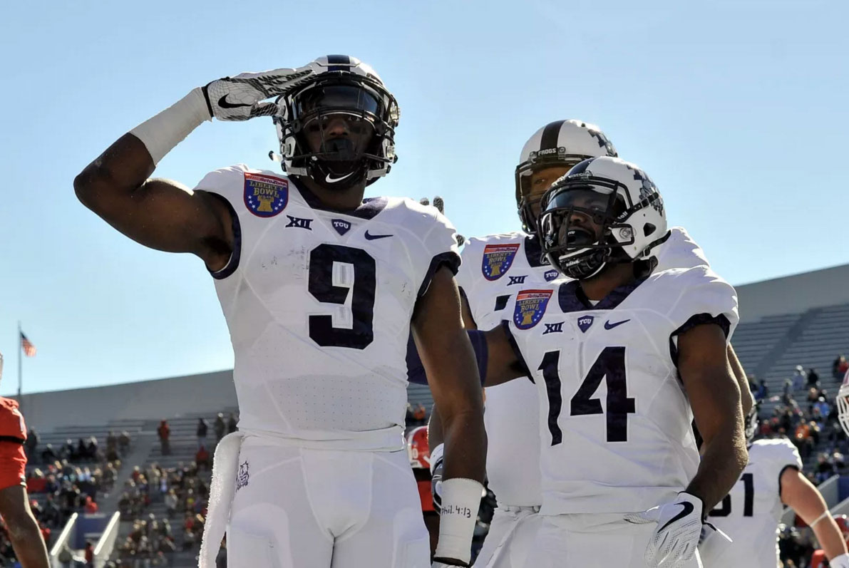 Horned Frogs Open Season With 60-point Shutout Of Jackson State
