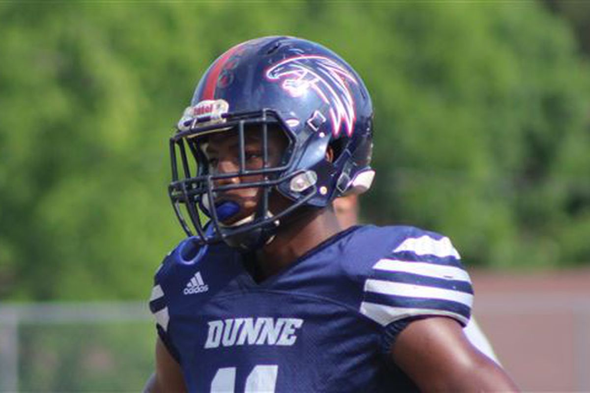 Dallas Bishop Dunne Five-Star Safety Brian Willliams Commits To Texas A&M