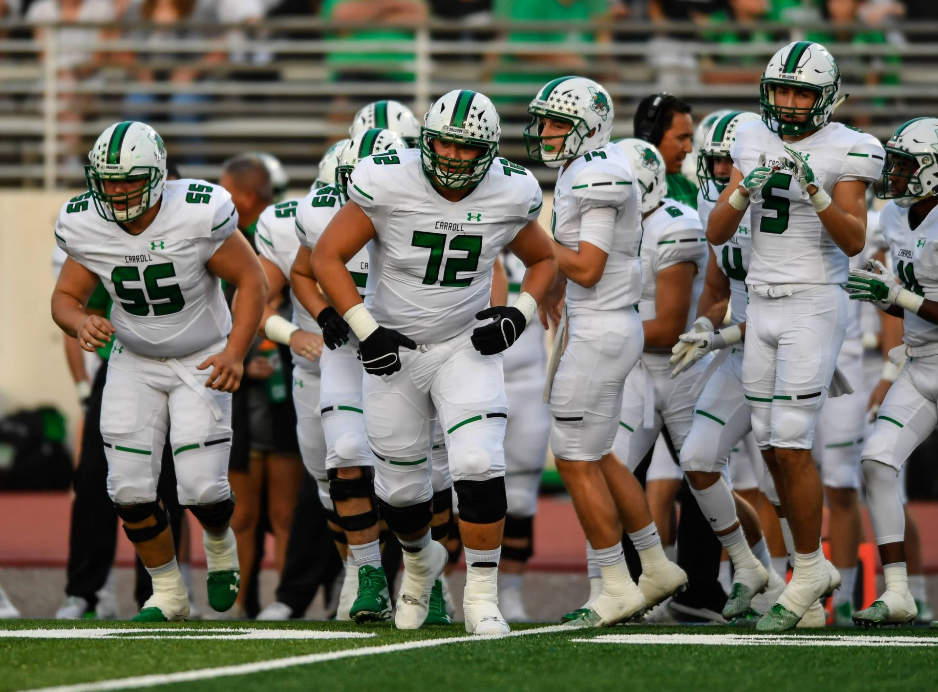 Southlake Carroll Head Coach Hal Wasson Placed on Administrative Leave