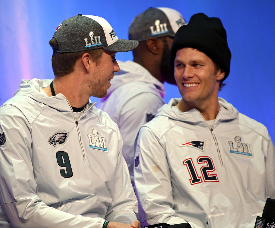 5 Storylines Surrounding Eagle-Patriot Super Bowl LII Matchup