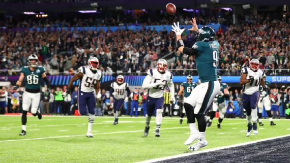 Nick Foles' MVP Magic Helps Eagles Outlast Pats in Super Bowl LII, Win First Title in Franchise History