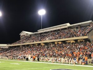 UIL Monumental One-Time Only Decision on Friday Night Broadcasting