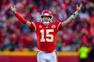 Patrick Mahomes headed to the bank with richest extension in NFL history