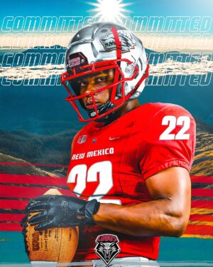 El Paso Americas RB Aaron Dumas commits to play for New Mexico