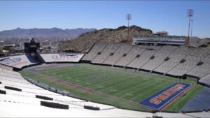 UTEP Looks for Improvement: Five Texans Hope to End Struggles in El Paso