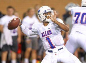 Allen vs Katy: NFL Battle of Texas High School Football Legends