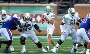 Former Mansfield Lake Ridge Star Leads UNT Win