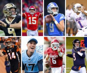 25% of NFL Starting Quarterbacks are from Texas