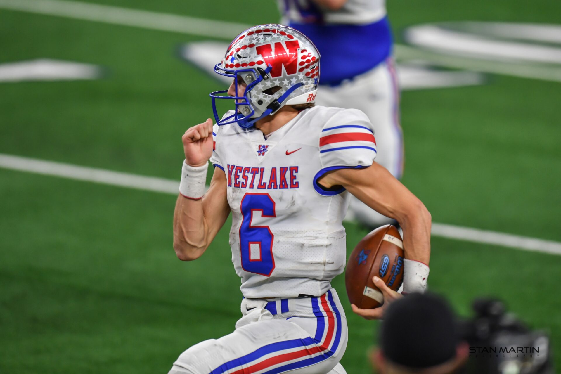 top HS football player in Texas