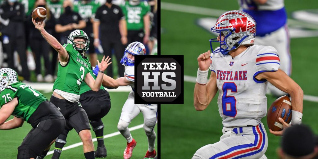 Who is the best quarterback in Texas?