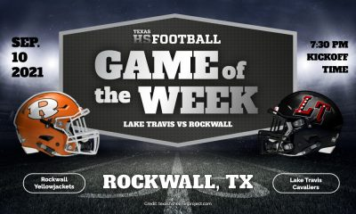 Rockwall defeats Lake Travis