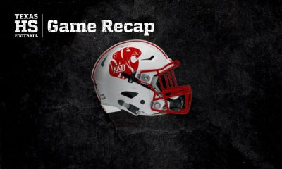 Katy Topples The Woodlands