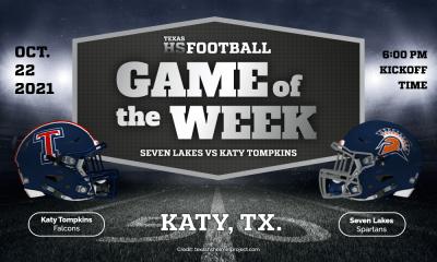 Katy Tompkins vs Katy Seven Lakes