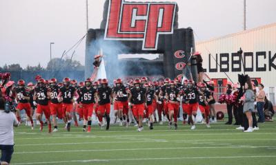 Lubbock Cooper vs Wichita Falls